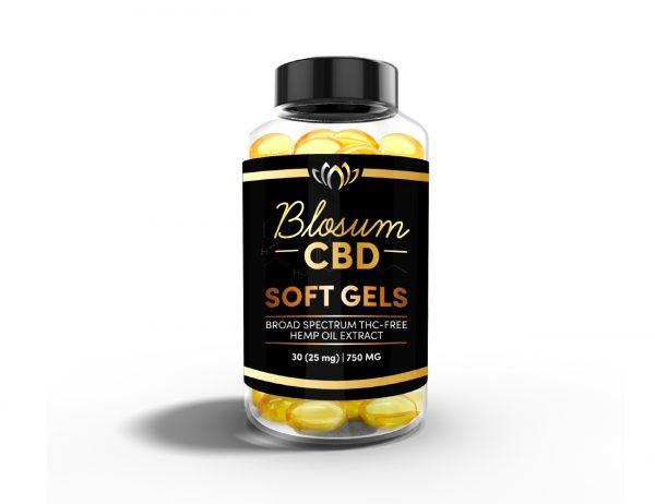 CBD Capsule SoftGels 25mg