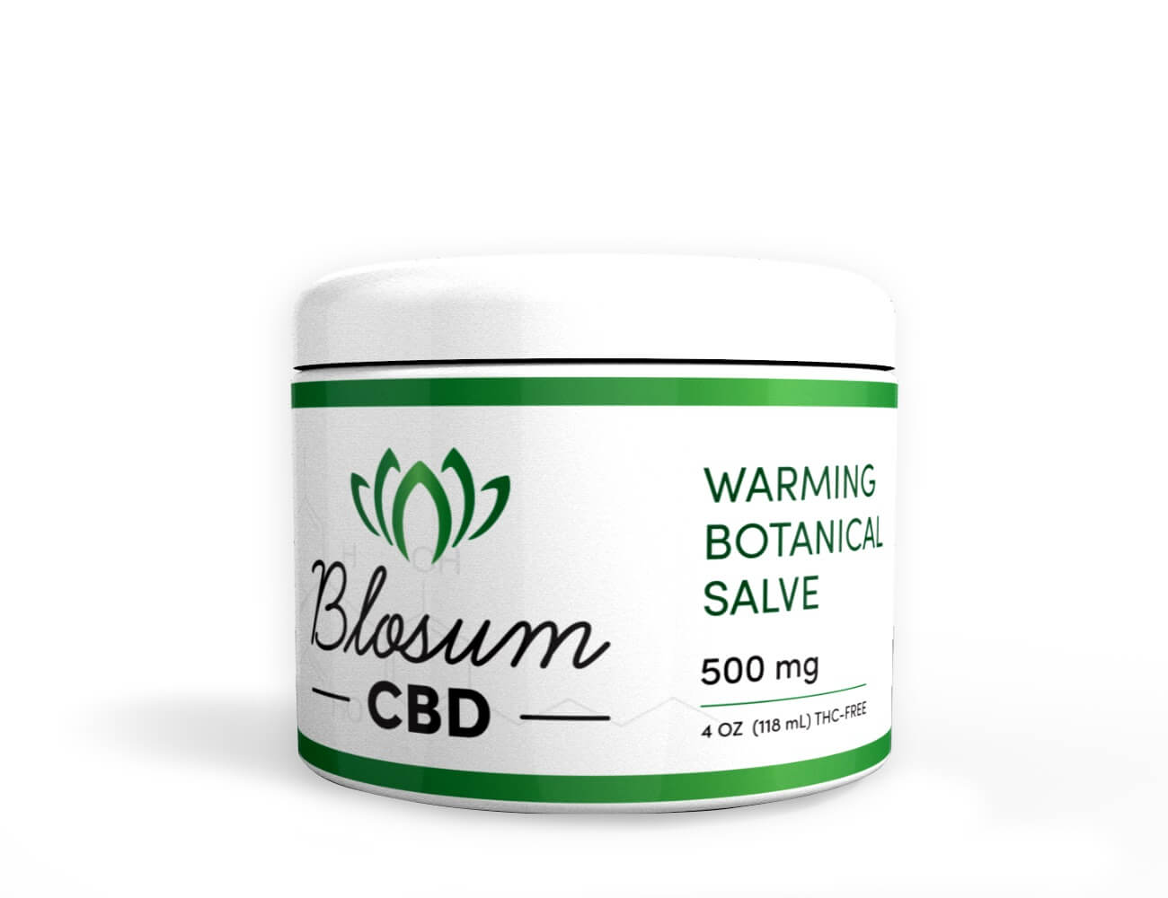 Blosum 15% Off CBD Salve Coupon