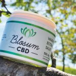 CBD Salve Warming Botanical 500mg - 2