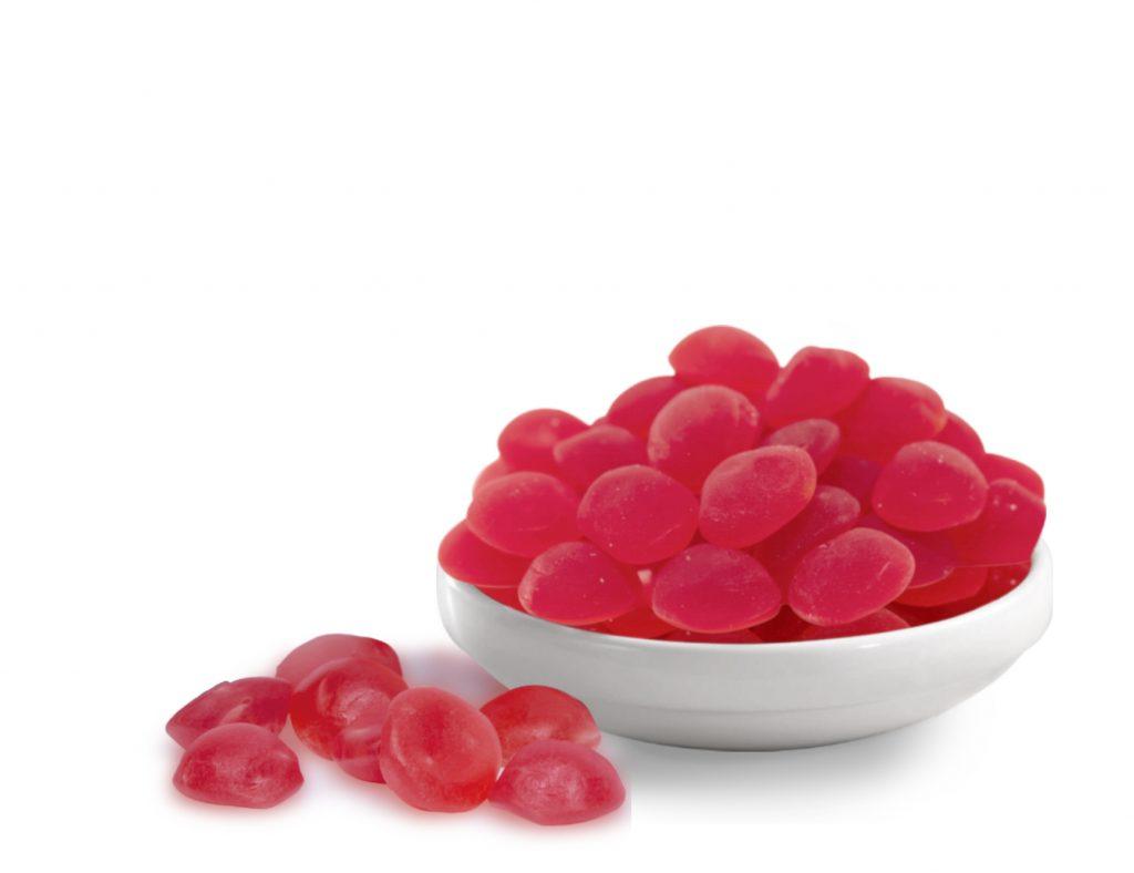 CBD gummies organic vegan 25 pills