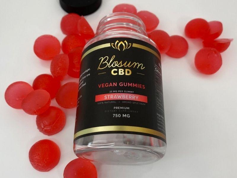 Broad Spectrum Vegan Gummies