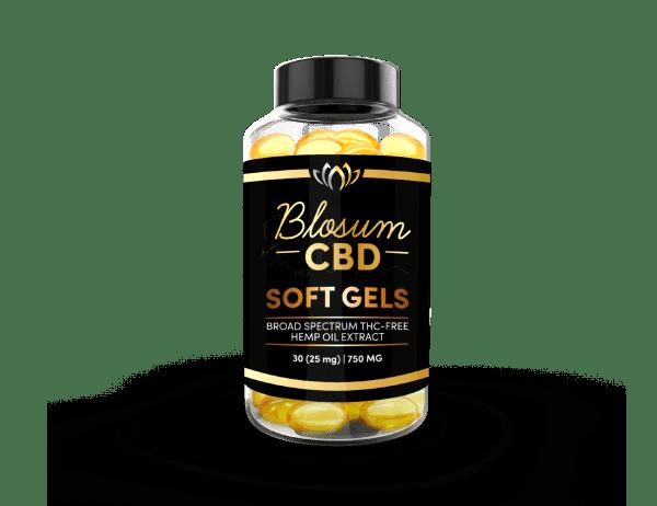 Blosum CBD SoftGels