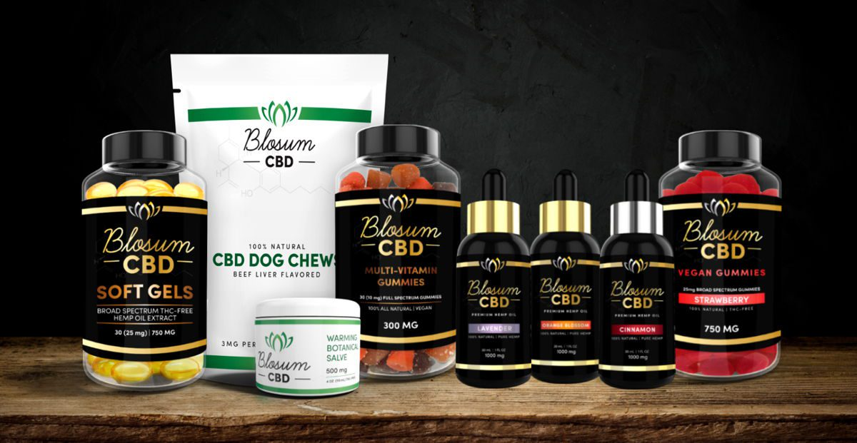 BlosumCBD All Products