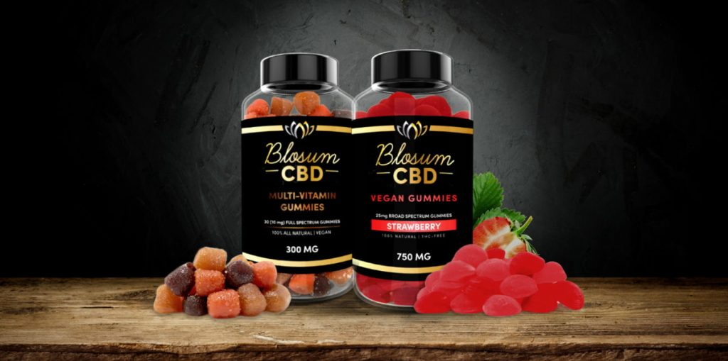 CBD Gummy Benefits and Why BLOSUM's Gummies