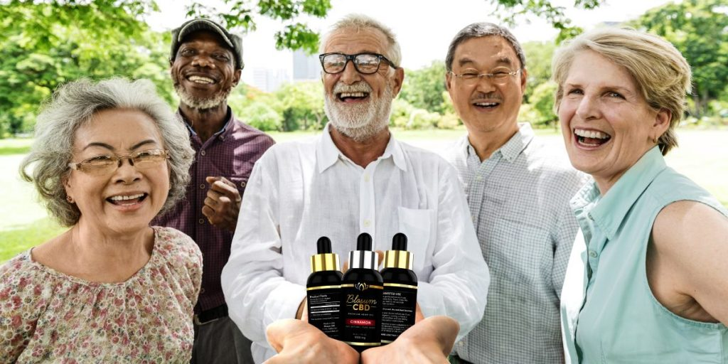 cbd products for senior citizens