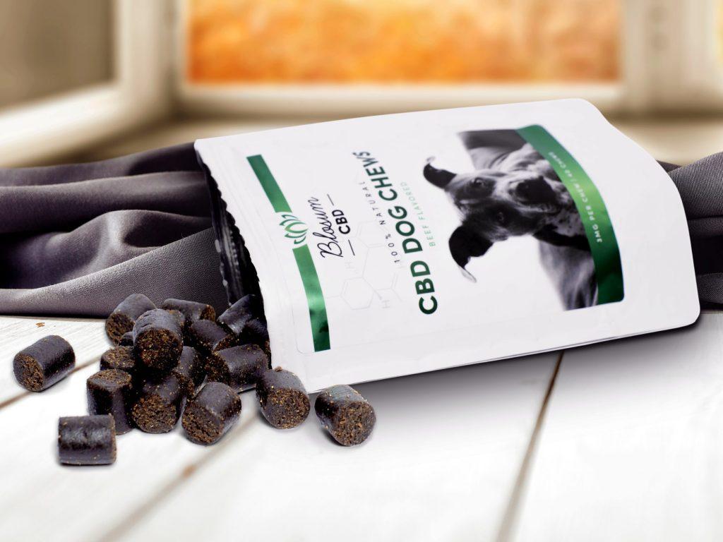 Blosum cbd dog chews