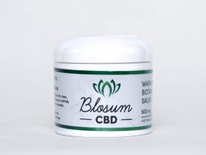 best cbd topical salve