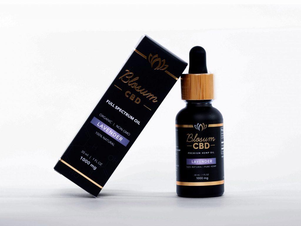 Lavender CBD Oil