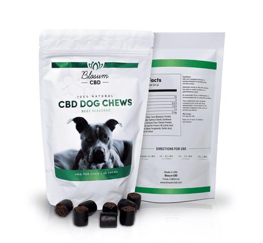 CBD Dog chews - 4