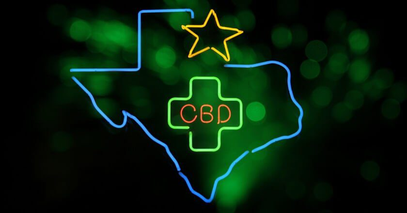 CBD in Texas