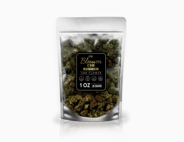 CBD Flower 1OZ
