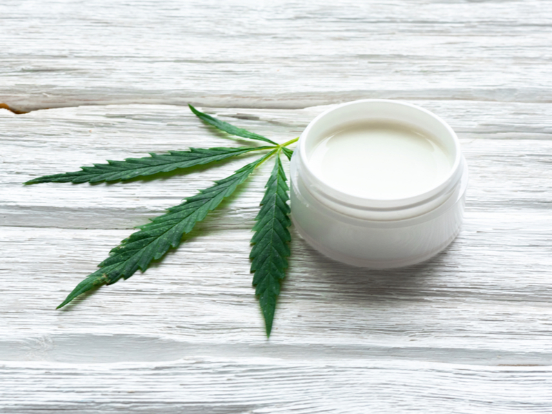 CBD Oil Lotion