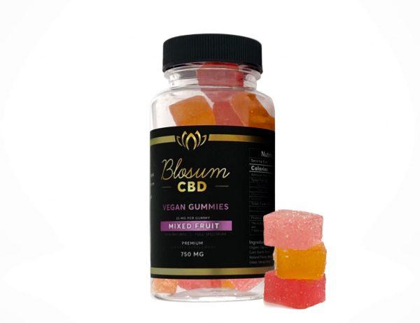 Blosumcbd gummies vegan full spectrum