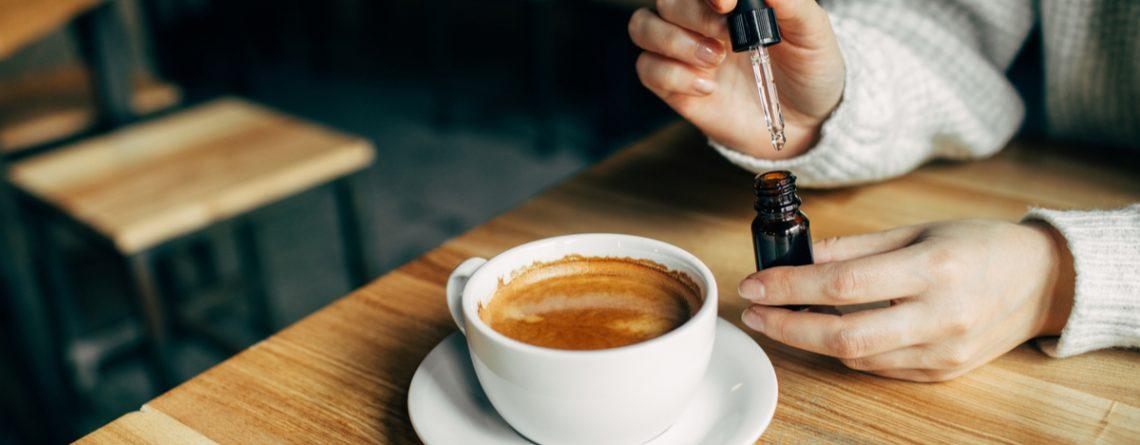 cbd coffee with cbd oil