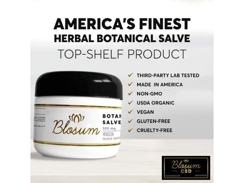 America's Finest Herbal Salve